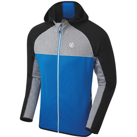 Dare 2b Ratified II Core Stretch Chaqueta Hombre, athletic blue/black/ash grey marl